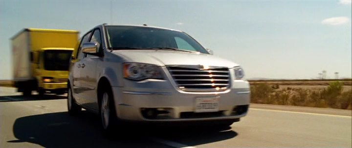 Chrysler Town & Country, 2008 года