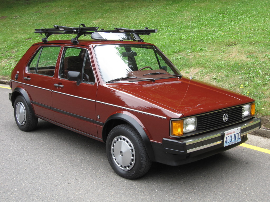 Автомобиль Volkswagen Rabbit